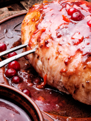 Chicken with Apples and Cranberries[1]